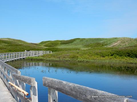 Greenwich National Park, Prince Edward Island, Canada
