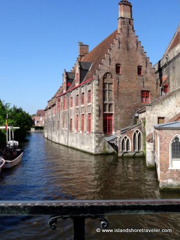 Memling Museum, Bruges, Belgium