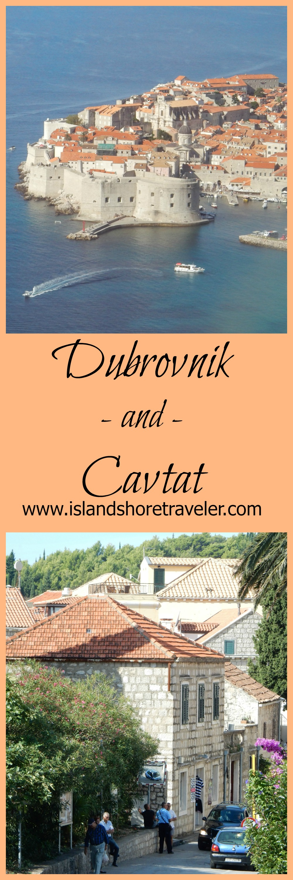 A visit to charming Dubrovnik and Cavtat, Croatia