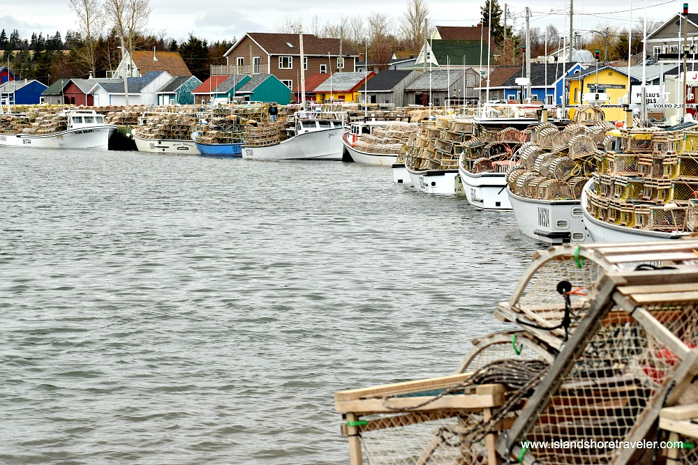 Fishing Village of North Rustico, PEI