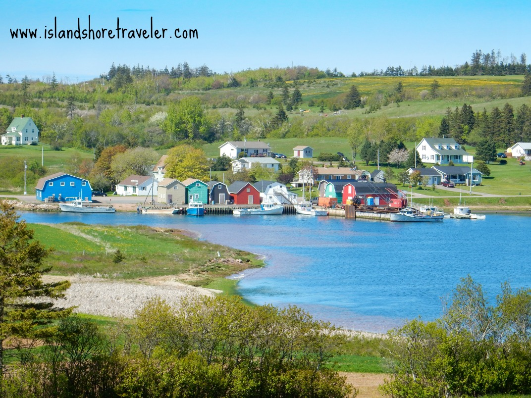 Fishing Harbour, PEI