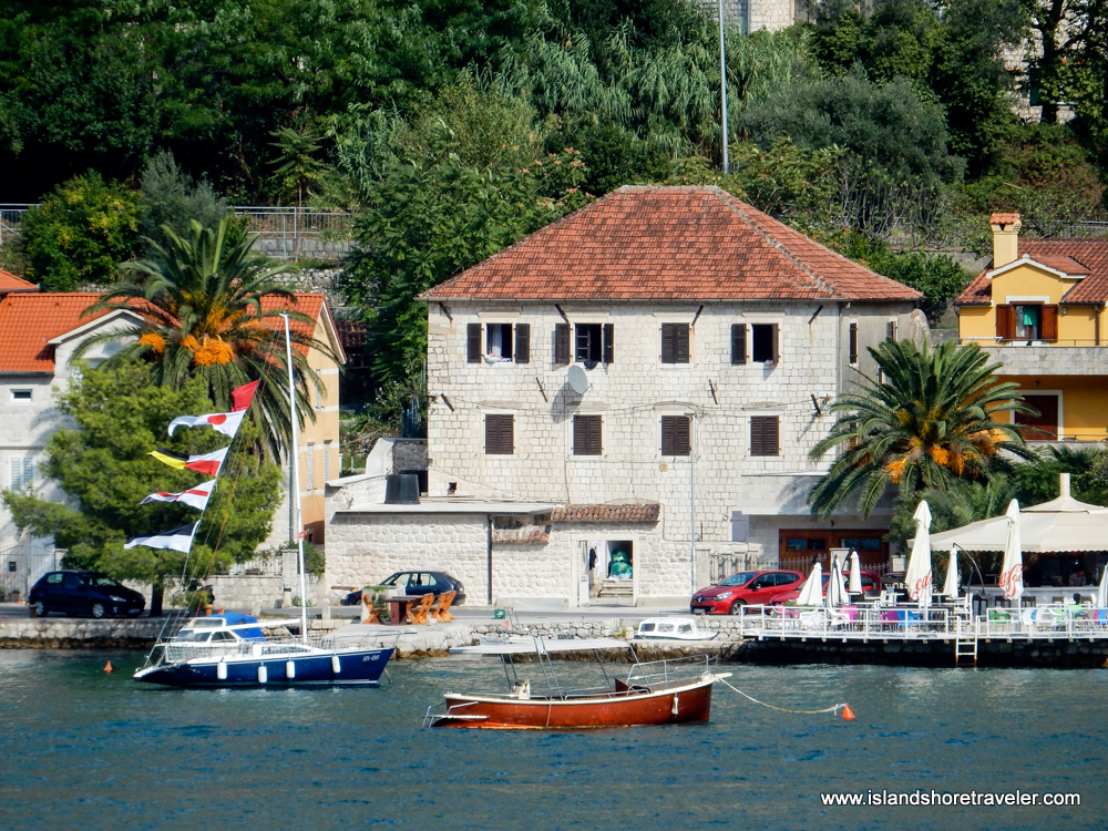 Along the Bay of Kotor