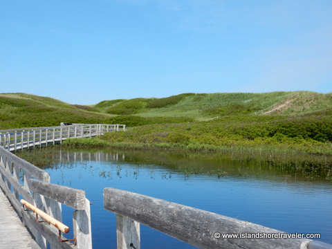 Greenwich National Park, Prince Edward Island, Canada