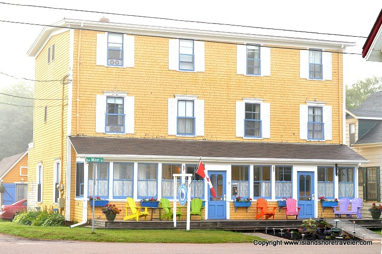 Accommodations in Victoria, PEI