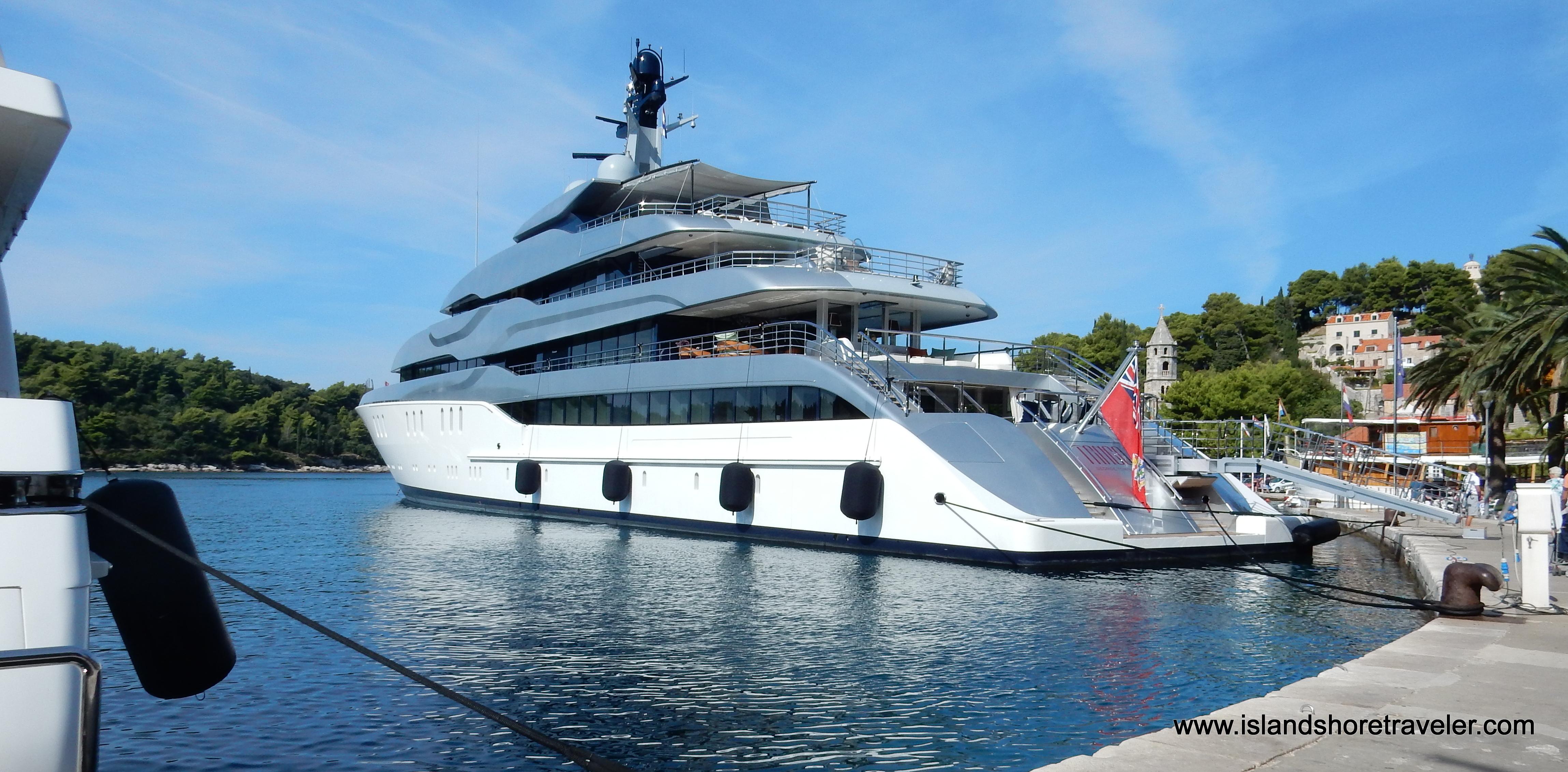 """Tango"" Yacht Docked in Cavtat"