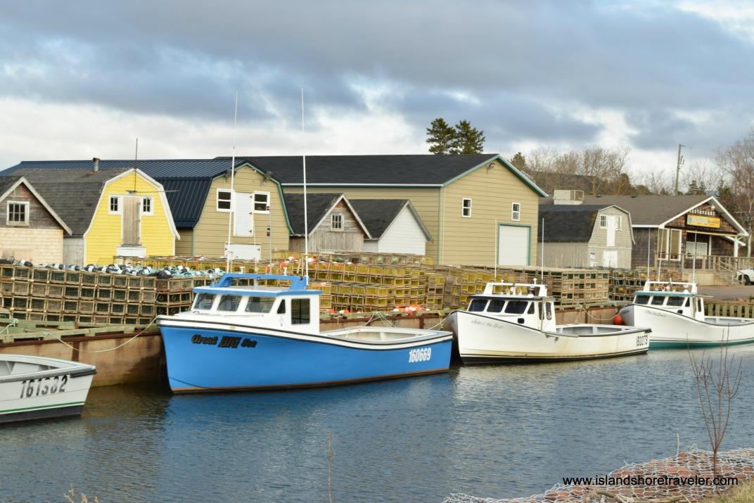 PEI Harbour