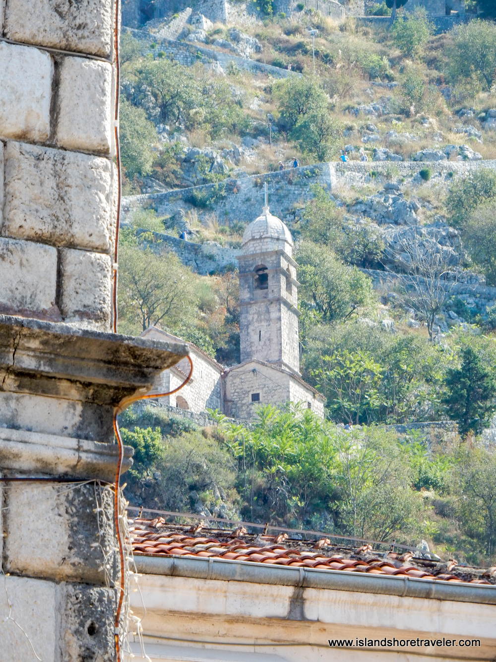 Church of Our Lady of Remedy, Kotor, Montenegro