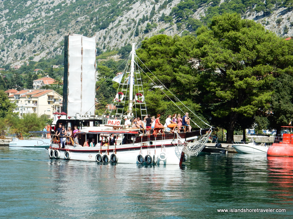 Day Cruise in Kotor, Montenegro