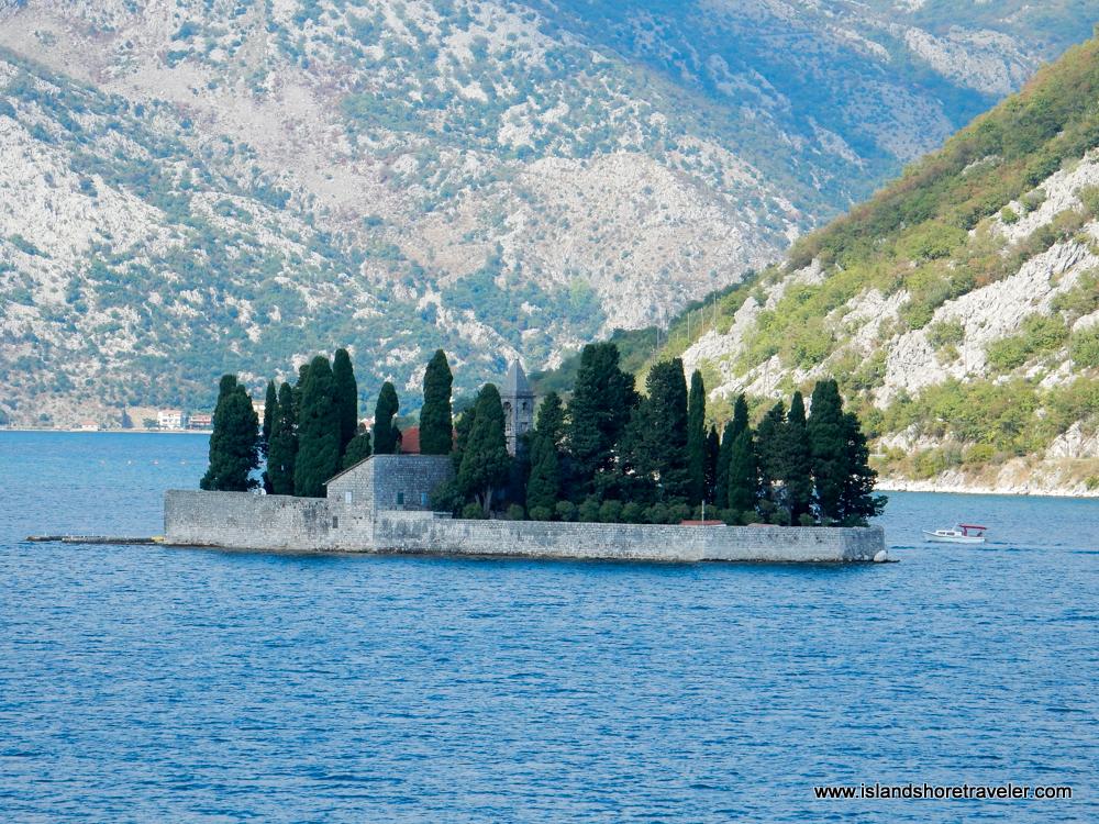 St. George Island, Montenegro