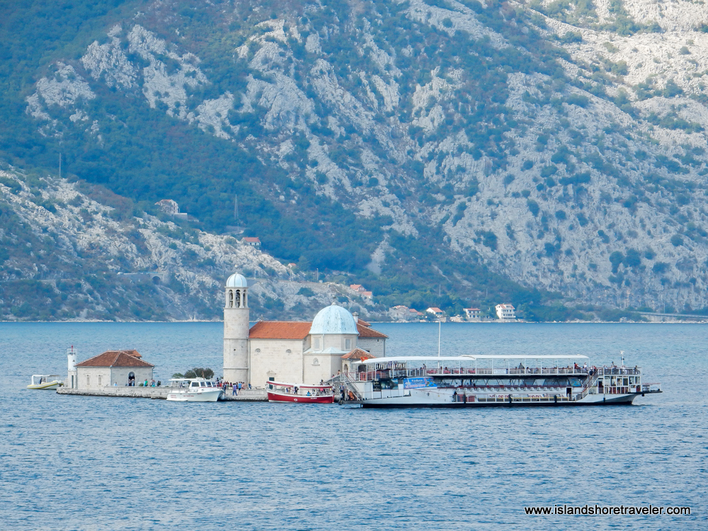Lady of the Rocks, Montenegro