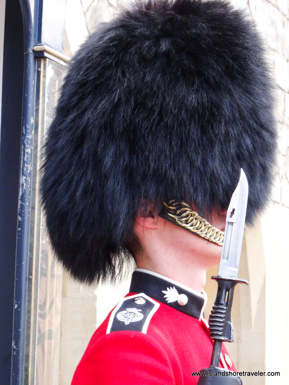 Guard at Windsor Castle