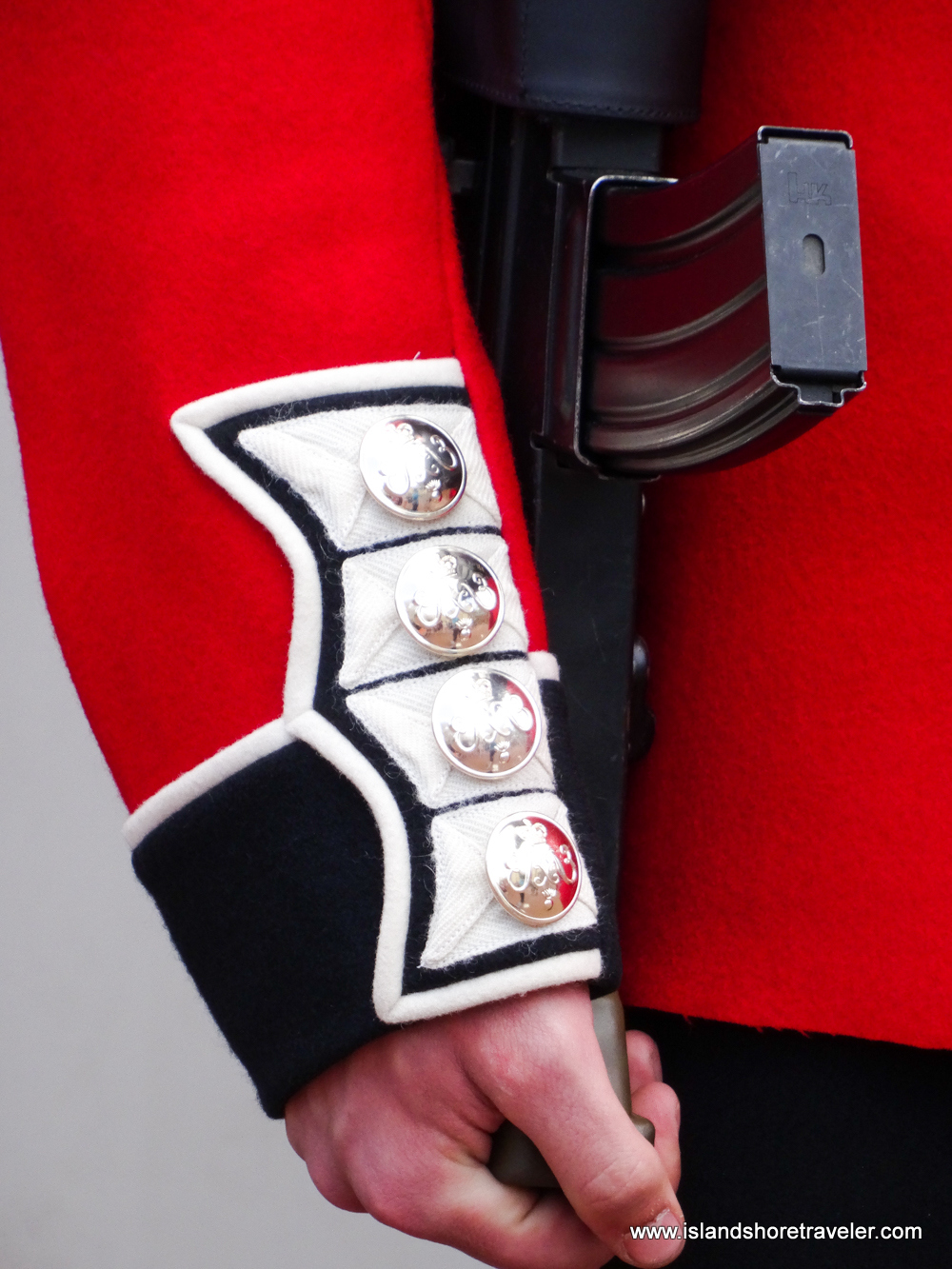 Uniform of Windsor Castle Guard