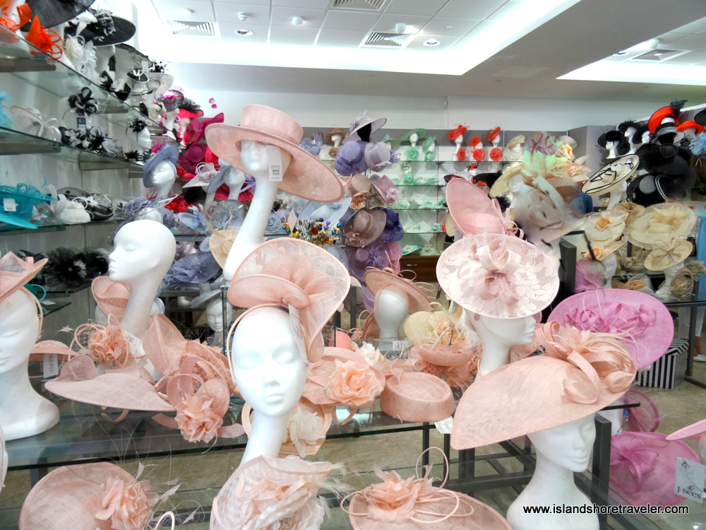 Fascinators and Hats