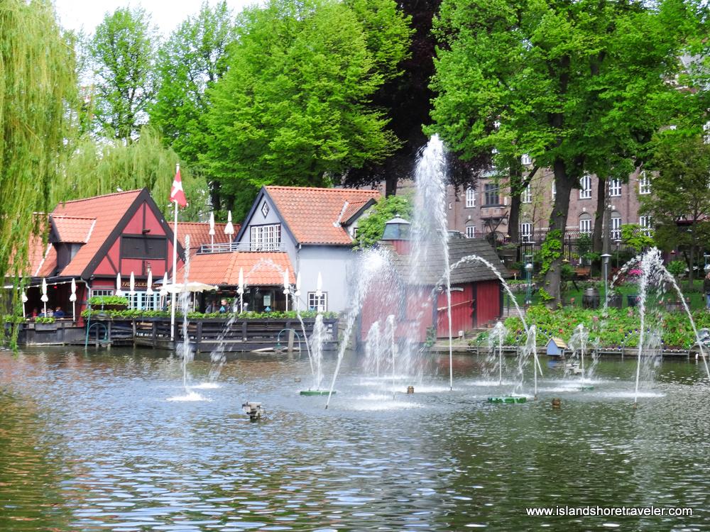 Tivoli Gardens, Copenhagen